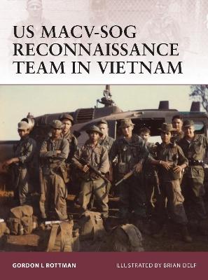 US MACV-SOG Reconnaissance Team in Vietnam book