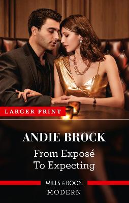 From Expose to Expecting book