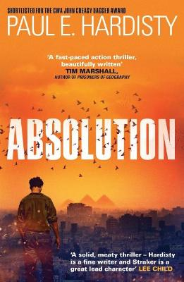 Absolution by Paul E. Hardisty