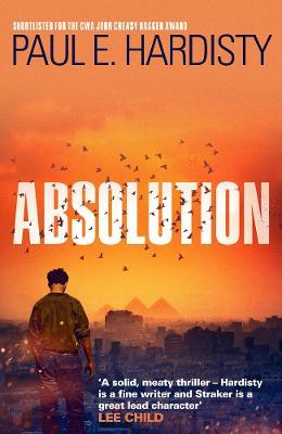 Absolution by Paul E. Hardisty