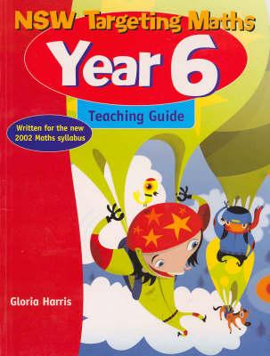 Targeting Maths NSW: Year 6: Teacher's Book book