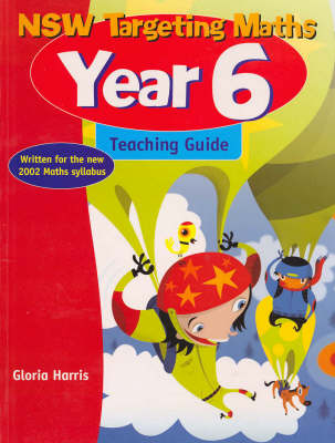 Targeting Maths NSW: Year 6: Teacher's Book by Pascal Press
