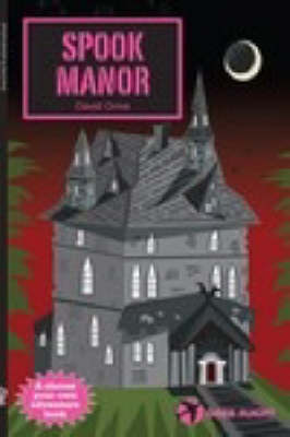 Spook Manor by David Orme