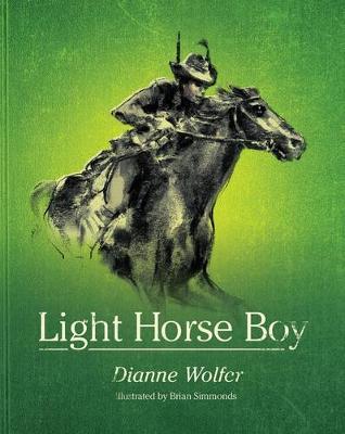 Light Horse Boy by Dianne Wolfer