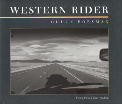 Western Rider by Chuck Forsman