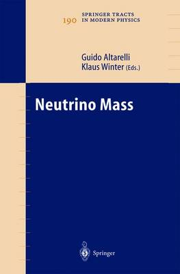 Neutrino Mass by Klaus Winter