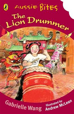 Lion Drummer: Aussie Bites book