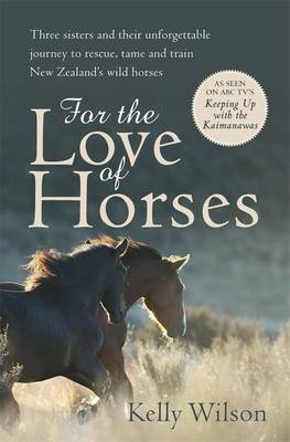 For the Love of Horses book