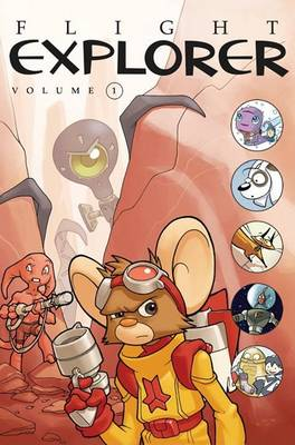 Flight Explorer, Volume 1 by Kazu Kibuishi