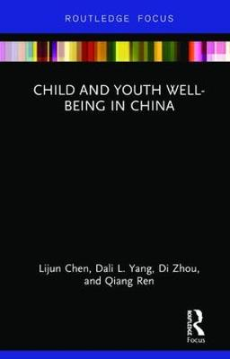 Child and Youth Well-being in China book