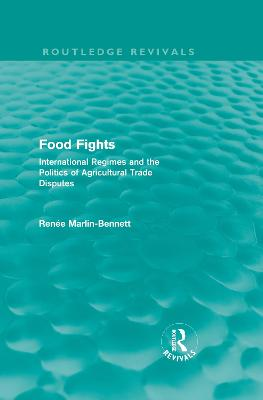 Food Fights book