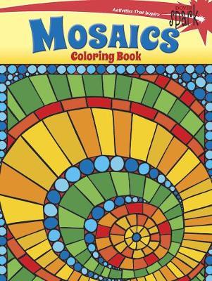 SPARK -- Mosaics Coloring Book by Jessica Mazurkiewicz