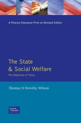 State and Social Welfare book