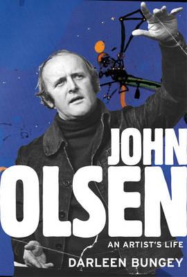 John Olsen book