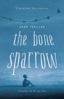 Bone Sparrow book