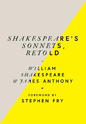Shakespeare's Sonnets, Retold: Classic Love Poems with a Modern Twist by William Shakespeare