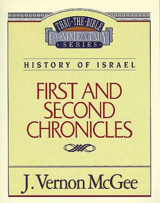 1 and 2 Chronicles by Dr J Vernon McGee