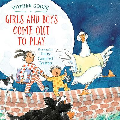 Girls and Boys Come Out to Play book