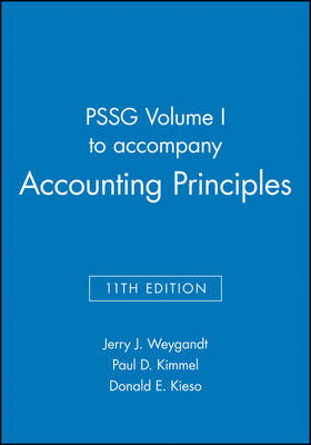 PSSG Volume I to accompany Accounting Principles, 11th Edition by Jerry J. Weygandt