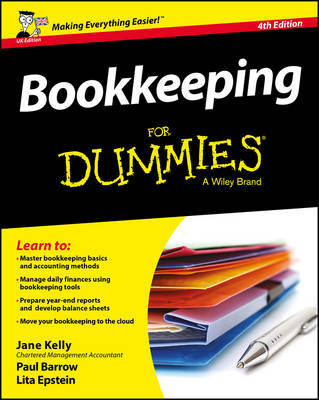Bookkeeping For Dummies by Lita Epstein