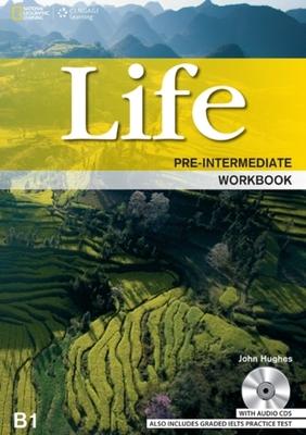 Life Pre-Intermediate: Workbook with Key and Audio CD book