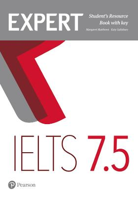 Expert IELTS 7.5 Students' Resource Book with Key book