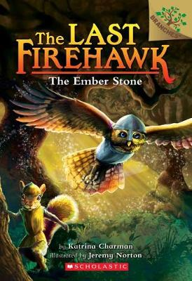 The Ember Stone: A Branches Book (the Last Firehawk #1) by Katrina Charman