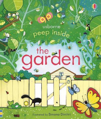 Peep Inside the Garden book