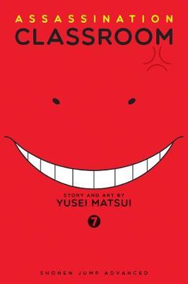 Assassination Classroom, Vol. 7 by Yusei Matsui