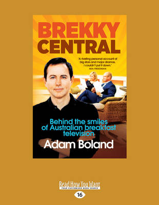 Brekky Central by Adam Boland