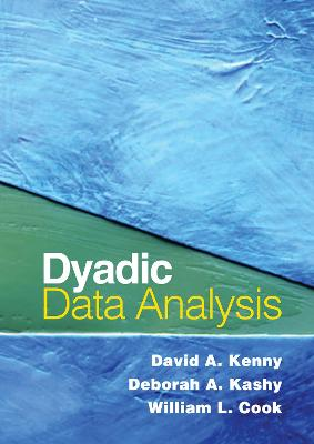 Dyadic Data Analysis by William L Cook