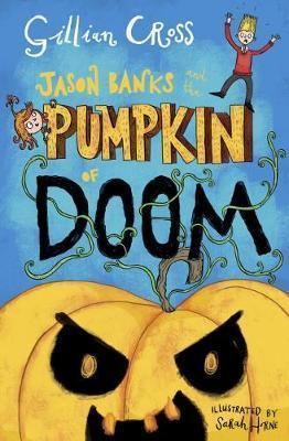 Jason Banks and the Pumpkin of Doom book
