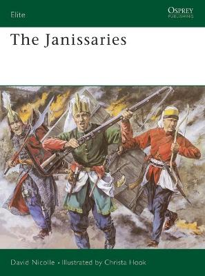 The Janissary by David Nicolle