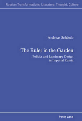 Ruler in the Garden by Andreas Schonle
