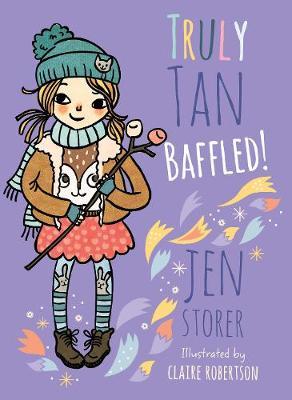 Truly Tan: #7 Baffled! by Jen Storer