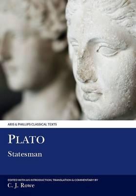 Plato: Statesman by Christopher Rowe