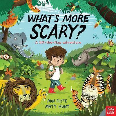 What's More Scary? by Min Flyte
