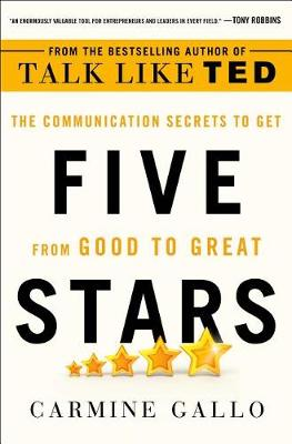Five Stars by Carmine Gallo