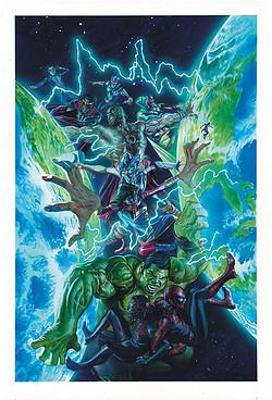 Avengers & Champions: Worlds Collide by Mark Waid