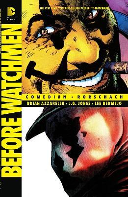 Before Watchmen: Comedian / Rorschach TP by Brian Azzarello