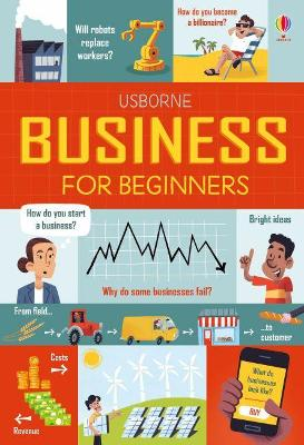 Business for Beginners by Rose Hall