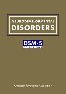 Neurodevelopmental Disorders book