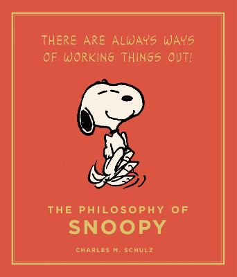Philosophy of Snoopy book