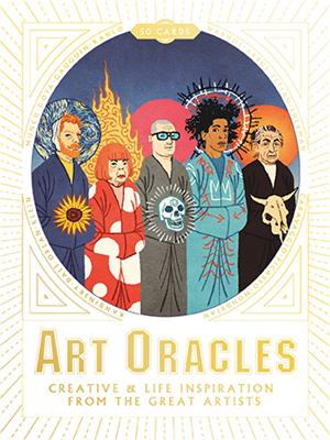 Art Oracles: Creative and Life Inspiration from the Great Artists by Katya Tylevich