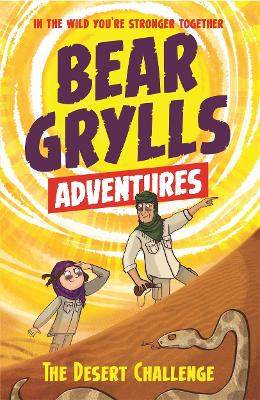Bear Grylls Adventure 2: The Desert Challenge by Bear Grylls