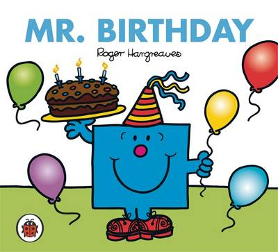 Mr Birthday book
