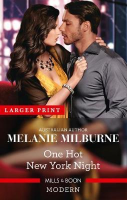 One Hot New York Night book
