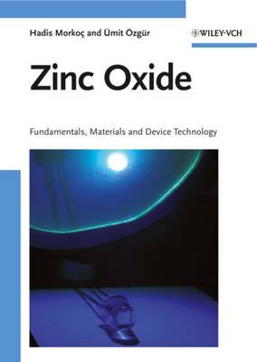 Zinc Oxide by Hadis Morkoc