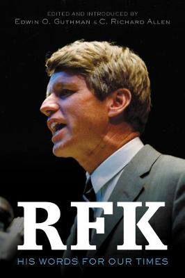 RFK: His Words for Our Times book