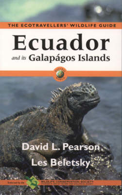 Ecuador and Its Galapagos Islands by Dave Pearson